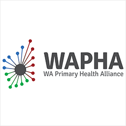 WAPHA logo GPS website